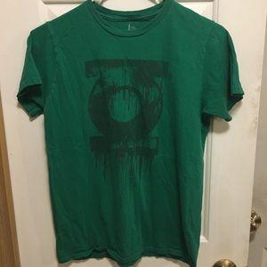 Green Lantern men's tee shirt